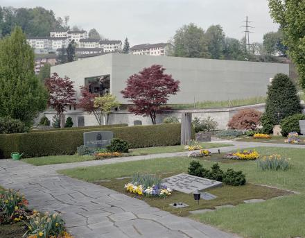 Krematorium Friedental